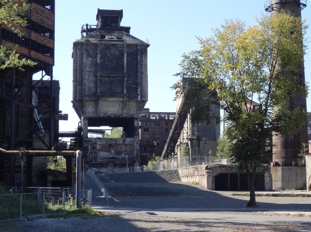 Obrázek 21: Uhelná věž koksovny