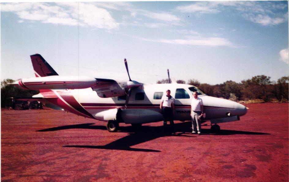 Obrázek 8: Naše letadlo